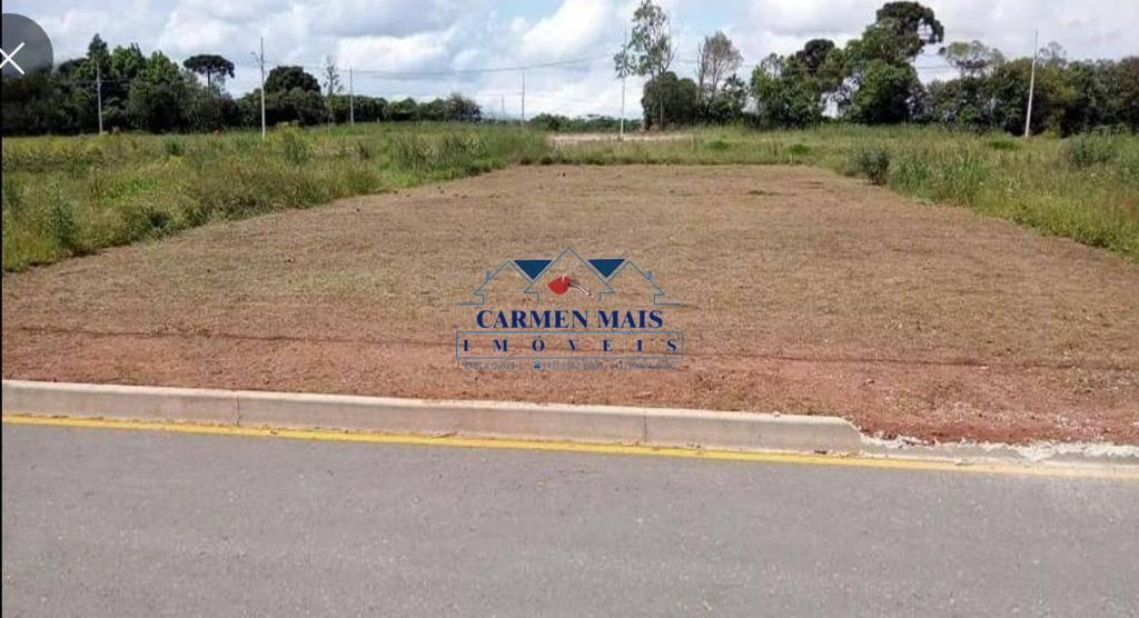 Terreno à venda, 360 m² por R$ 247.000,00 - Costeira - São José dos Pinhais/PR