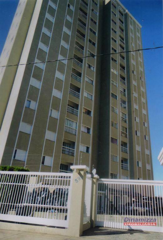 Apartamento residencial para locação, Mercês, Uberaba - AP0044.