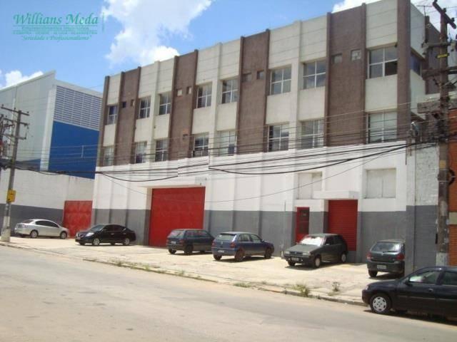 Galpão  industrial para venda e locação, Parque Industrial d