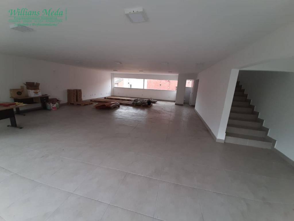 Loja para alugar, 280 m² por R$ 6.000/mês - Jardim Santa Clara - Guarulhos/SP