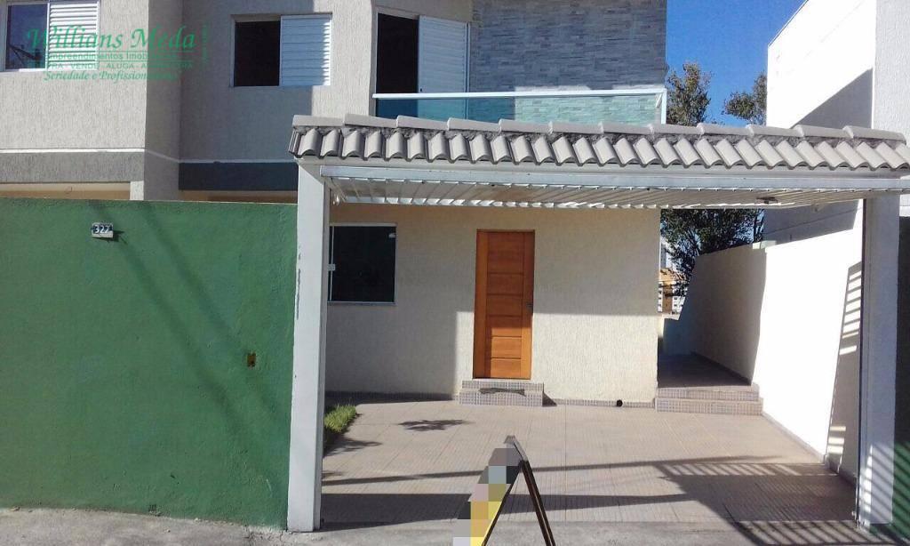 Sobrado residencial à venda, 3 dormitórios, 4 vagas .Jardim