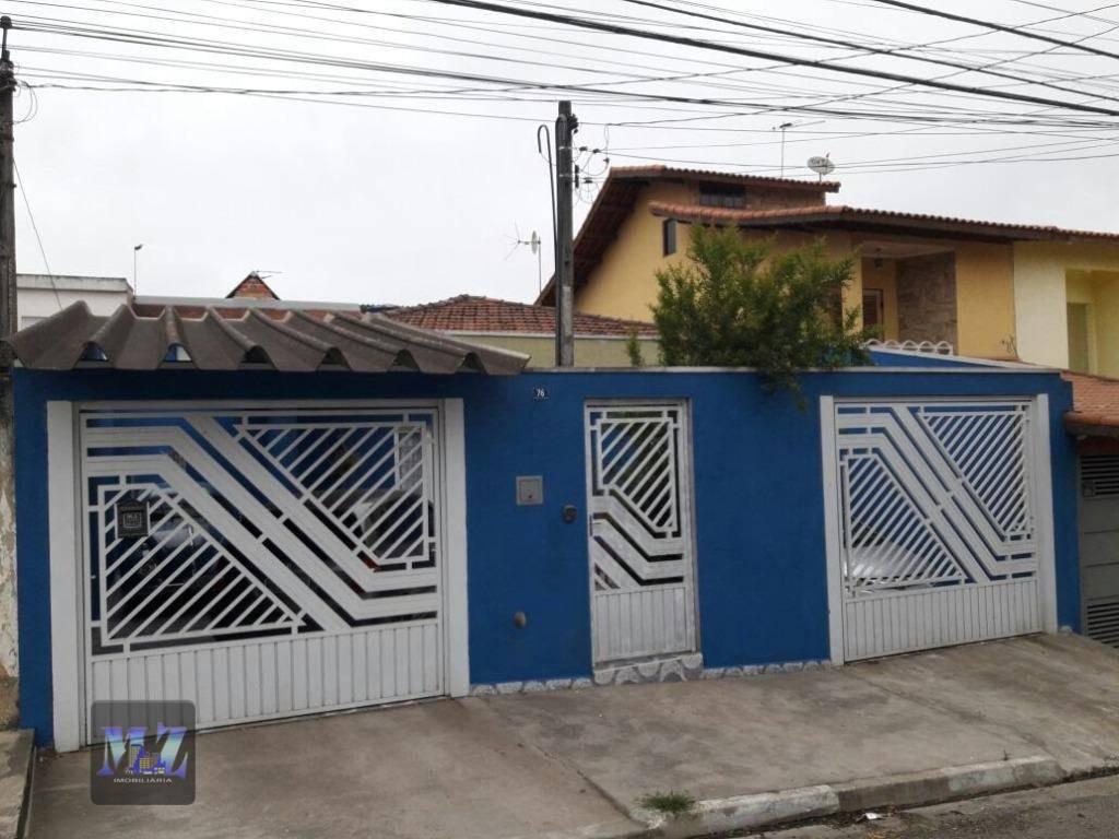 Casa residencial à venda, Parque Continental I, Guarulhos.
