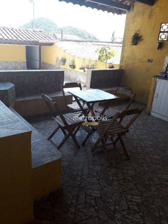 Casa com 2 dormitórios à venda, 128 m² por R$ 260.000,00 - Balneario Martinez - Mongaguá/SP