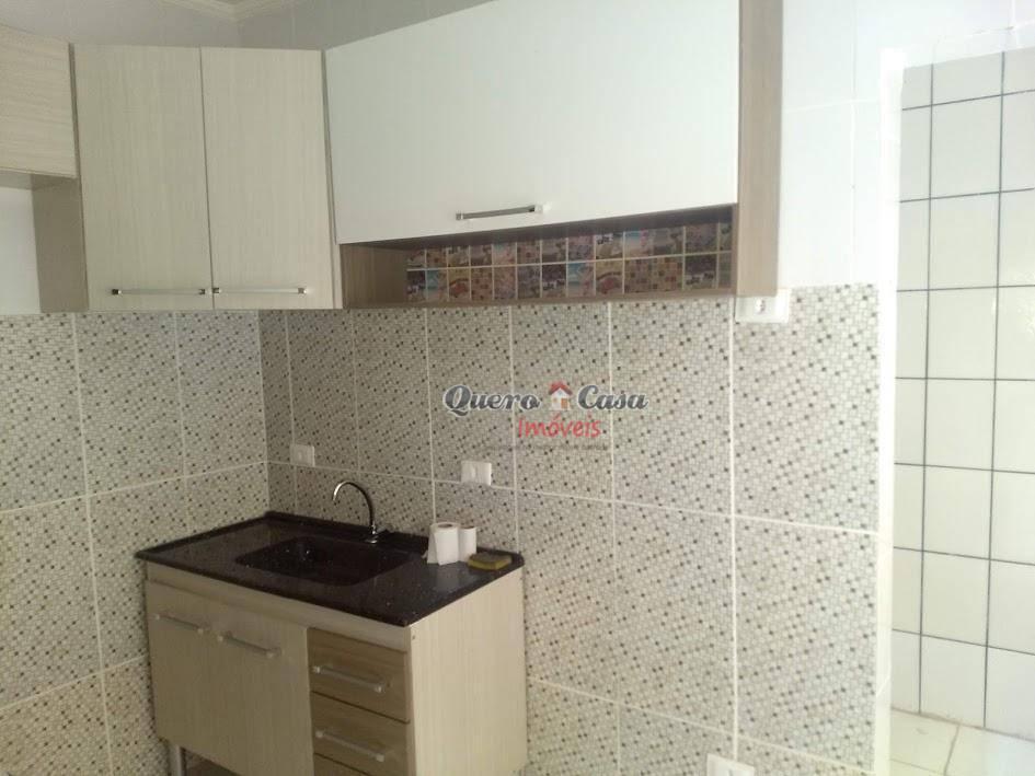 Apartamento com 2 dormitórios para alugar, 80 m² por R$ 950/