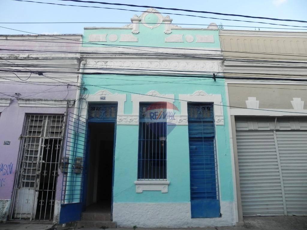 Casa com 4 dormitórios à venda, 93 m² por R$ 190.000 - Boa Vista - Recife/PE