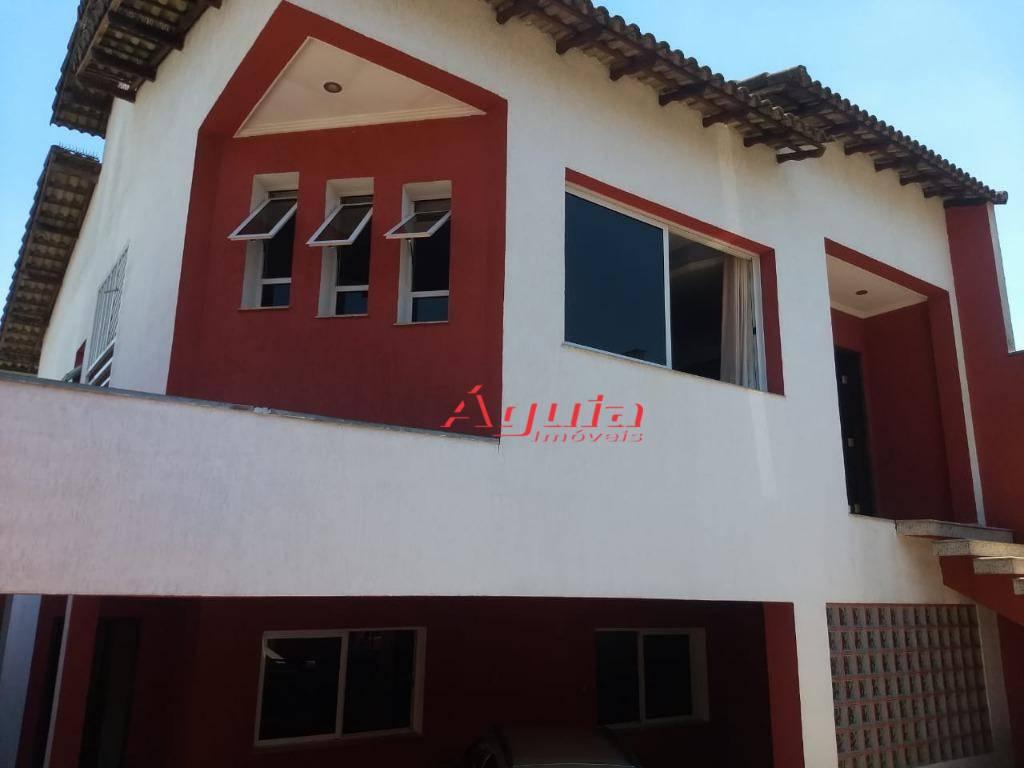 Sobrado com 2 dormitórios à venda, 247 m² por R$ 750.000 - Parque Novo Oratório - Santo André/SP