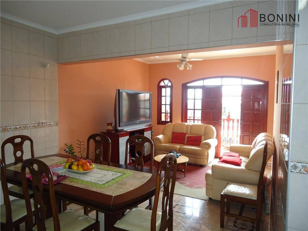 Casa 3 Dorm, Jardim São Domingos, Americana (SO0051)