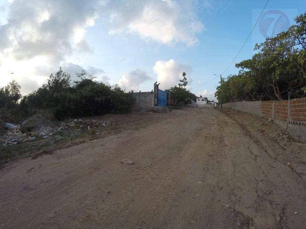 Área  residencial à venda, Barra de Gramame, João Pessoa.