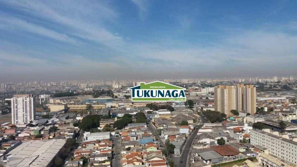 Apartamento residencial para venda e locação, Vila Antonieta, Guarulhos.