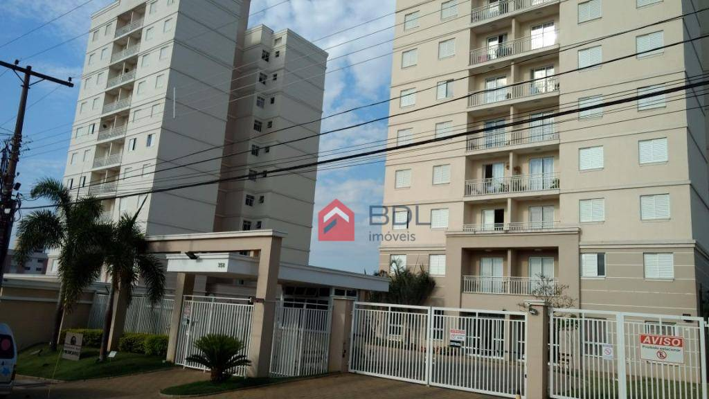 Apartamento residencial para locação, Vila Industrial, Campi