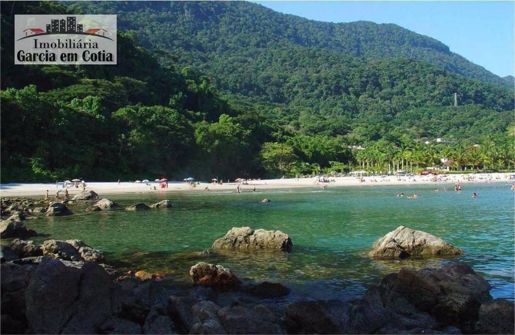 Casas para temporada - Praia Guaeca -São Sebastião - SP