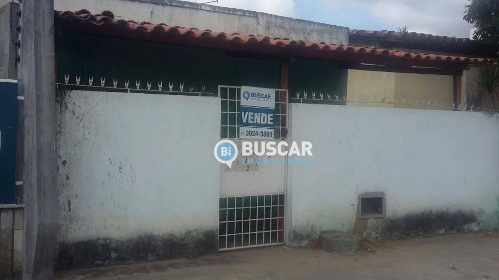 Terreno à venda, 146 m² por R$ 80.000,00 - Ponto Central - Feira de Santana/BA