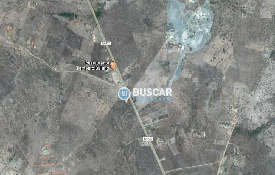 Terreno à venda, 250 m² por R$ 60.000,00 - Ba-120 - Santo Estêvão/BA