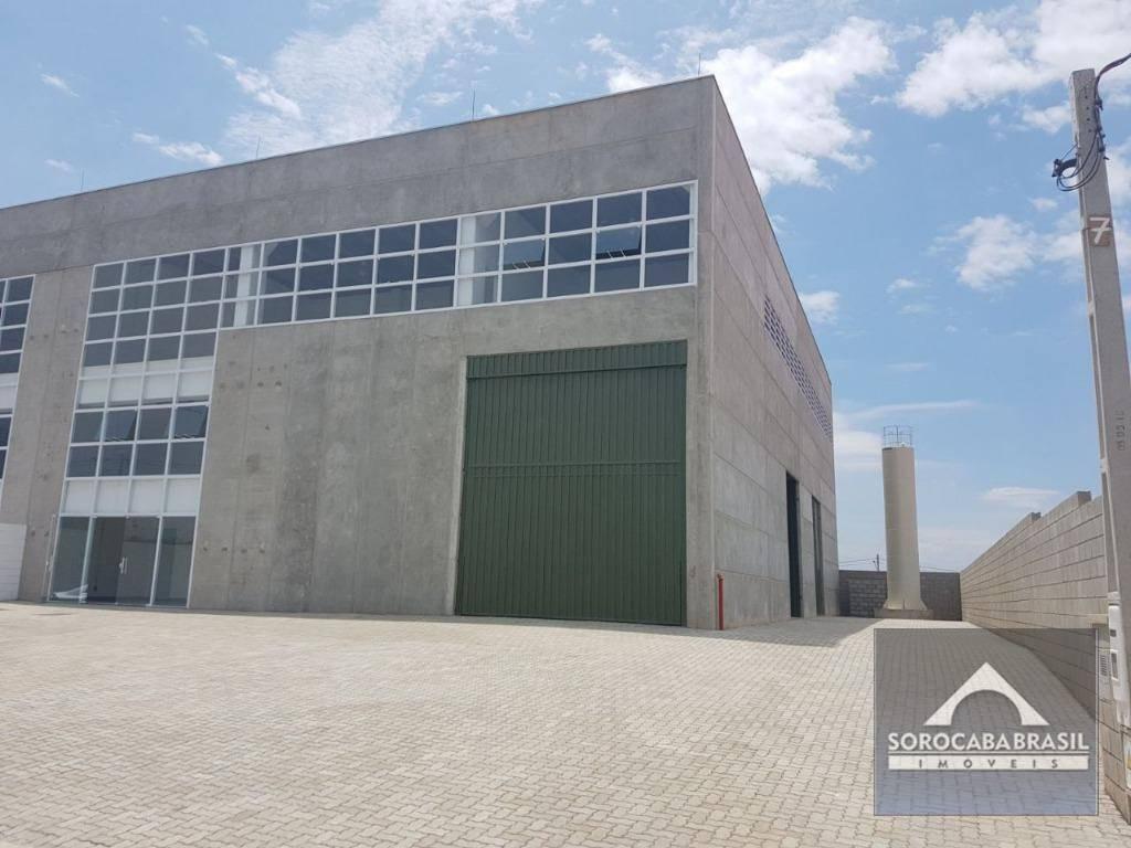 Galpão à venda, 813 m² por R$ 2.500.000,00 - Zona Industrial - Sorocaba/SP