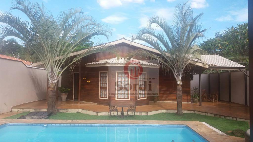 Casa residencial à venda, Parque Industrial Lagoinha, Ribeirão Preto - CA2111.