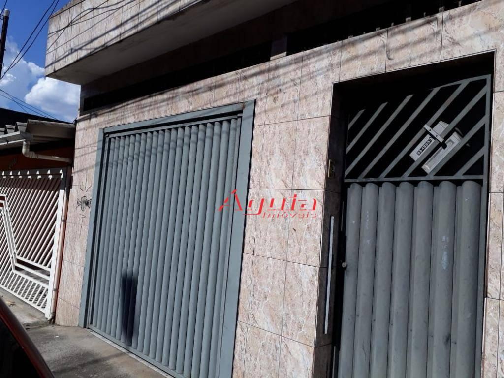 Casa com 2 dormitórios à venda, 130 m² por R$ 310.000 - Vila Eldízia - Santo André/SP