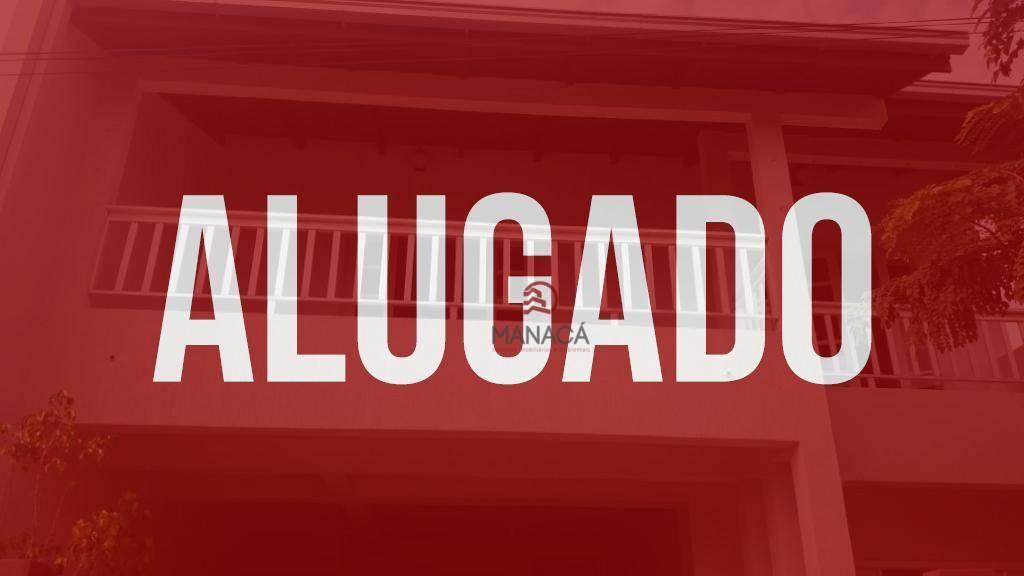 Sobrado com 2 dormitórios para alugar, 75 m² por R$ 1.000/mês - Centro - Barra Velha/SC