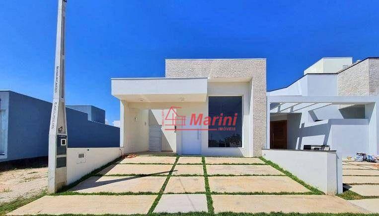 Casa com 3 dormitórios à venda, 105 m² por R$ 555.000,00 - Condomínio Village Moutonnée - Salto/SP