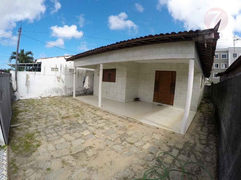 Casa  residencial à venda, Cuiá, João Pessoa.