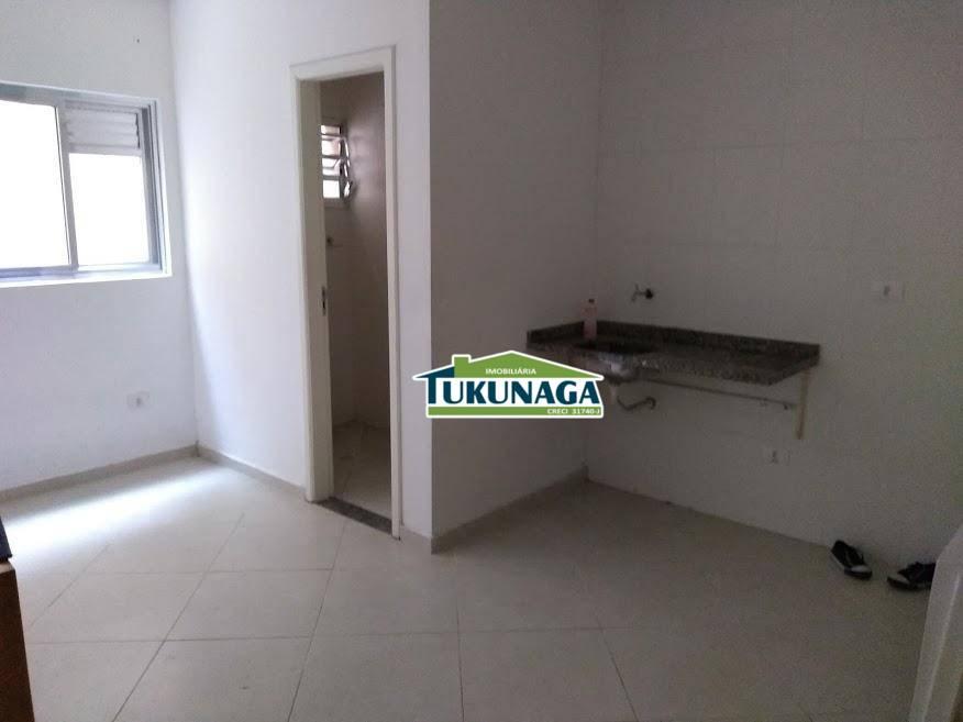 Studio com 1 dormitório para alugar, 17 m² por R$ 650,00/mês - Jardim Munhoz - Guarulhos/SP