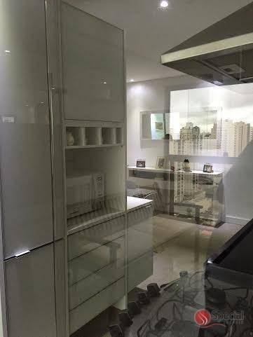 Apartamento de 2 dormitórios à venda em Anália Franco, São Paulo - SP