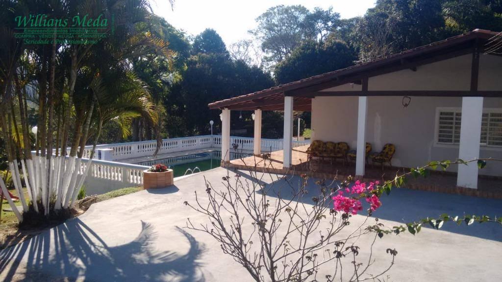 Sítio à venda, 48400 m² por R$ 900.000,00 - Pouso Alegre - Santa Isabel/SP