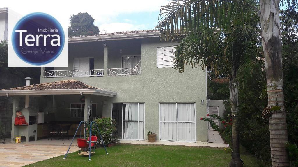 Casa residencial à venda, Jardins da Fazendinha, Granja Viana