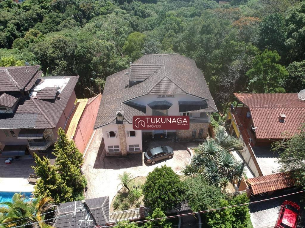 Sobrado à venda, 507 m² por R$ 1.550.000,00 - Condomínio Alpes da Cantareira - Mairiporã/SP