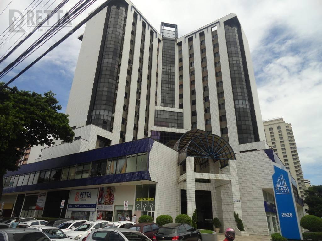 Sala comercial na Aldeota - Ed Plaza Tower