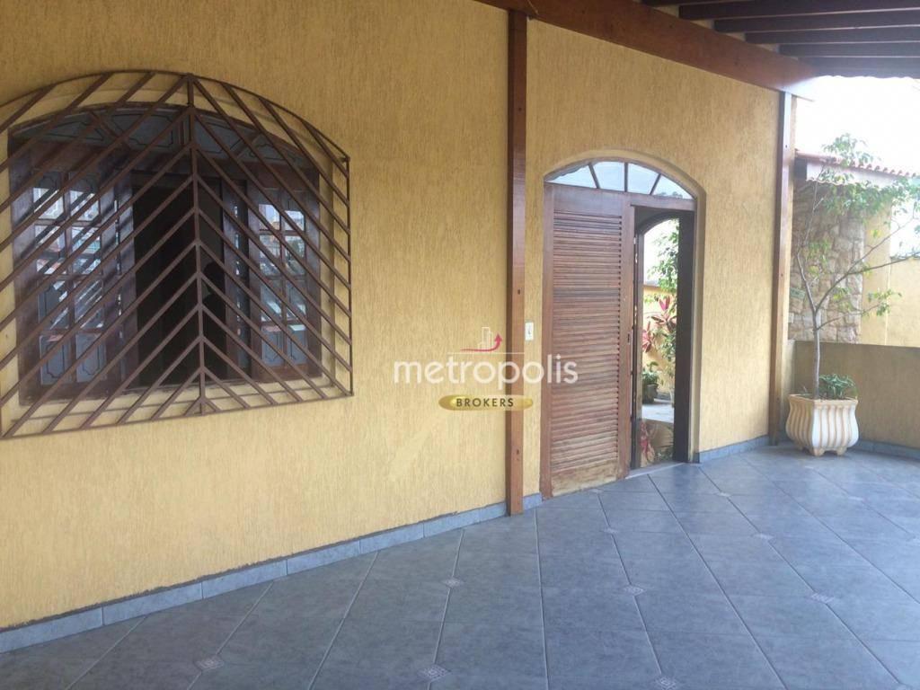 Sobrado à venda, 346 m² por R$ 800.000,00 - Vila Floresta - Santo André/SP