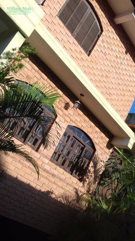 Sobrado residencial para venda e locação, Jardim Bom Clima,