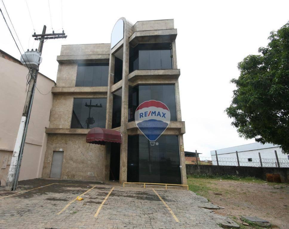 Prédio para alugar, 600 m² por R$ 9.000,00 - São Cristóvão - Porto Velho/RO