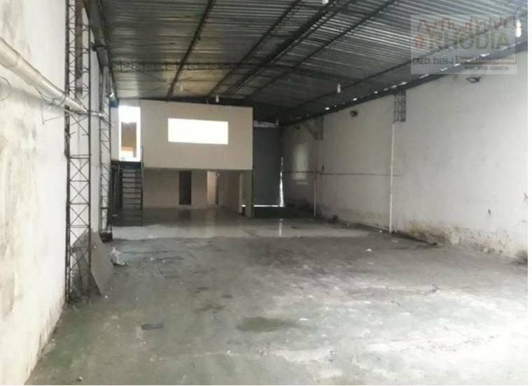 Galpão para alugar, 383 m² por R$ 7.500/mês - Santana - São Paulo/SP
