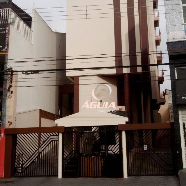 Apartamento à venda, 55 m² por R$ 280.000,00 - Matriz - Mauá/SP