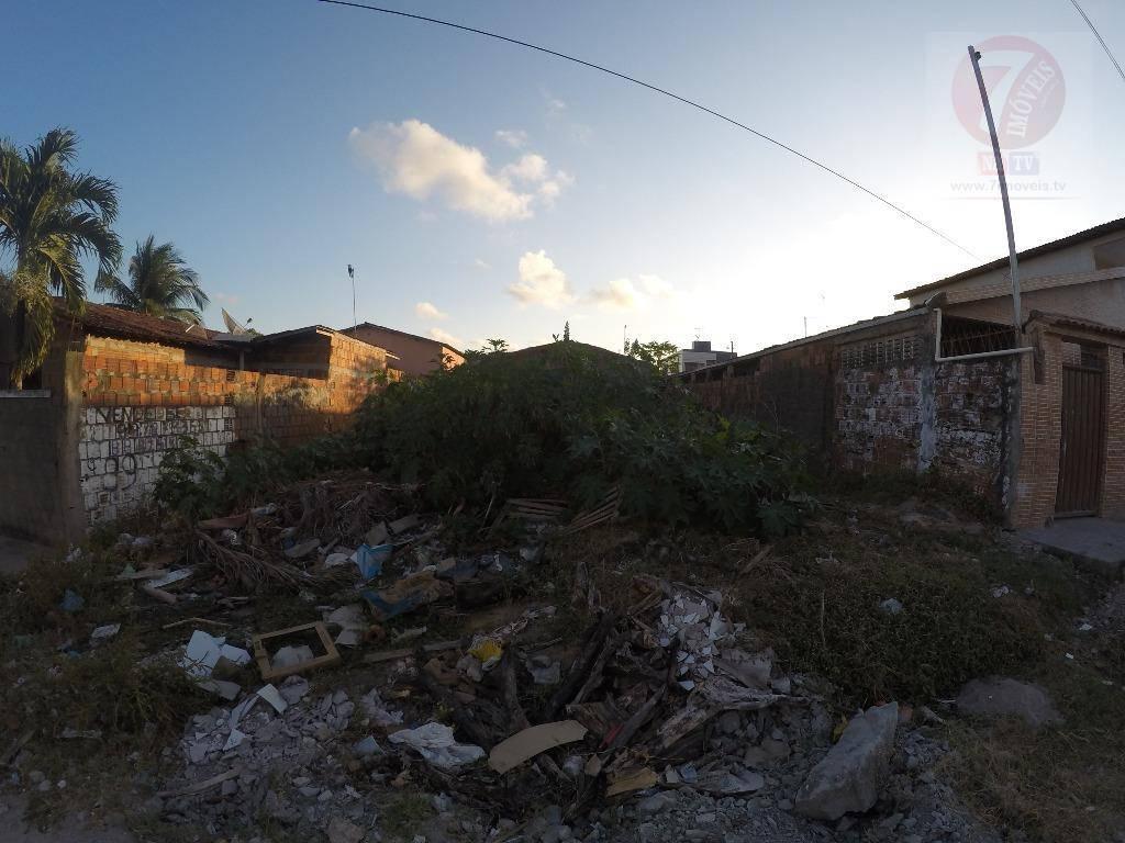 Área residencial à venda, Valentina, João Pessoa.