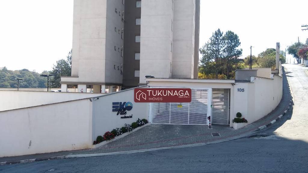 Apartamento à venda, 70 m² por R$ 480.000,00 - Centro - Arujá/SP