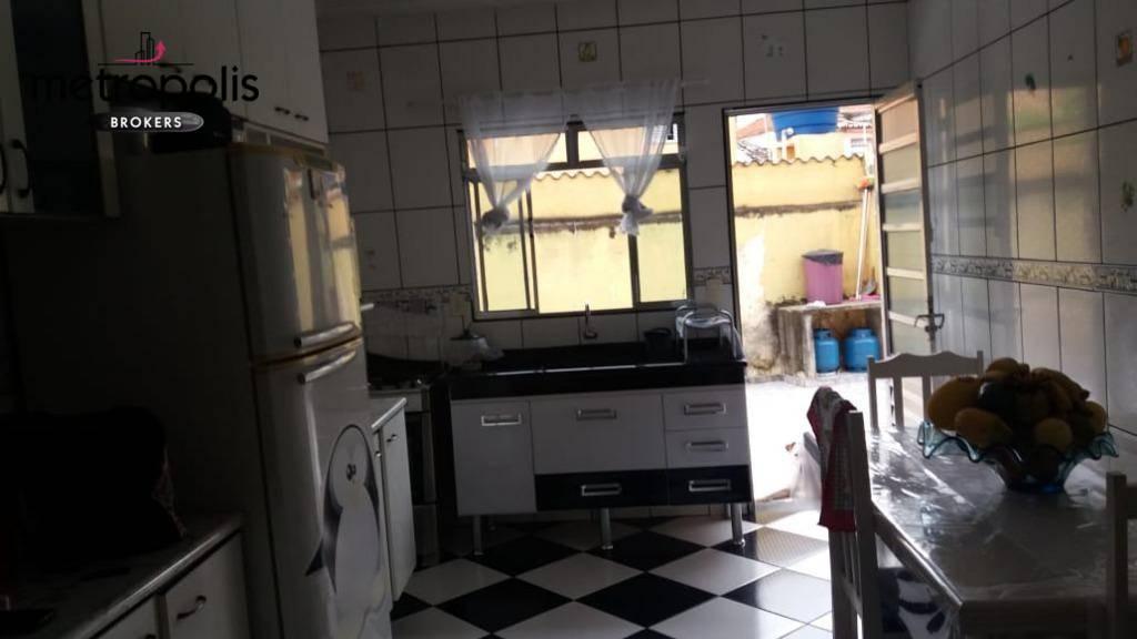 Casa residencial à venda, Vila Lucinda, Santo André - SO0259