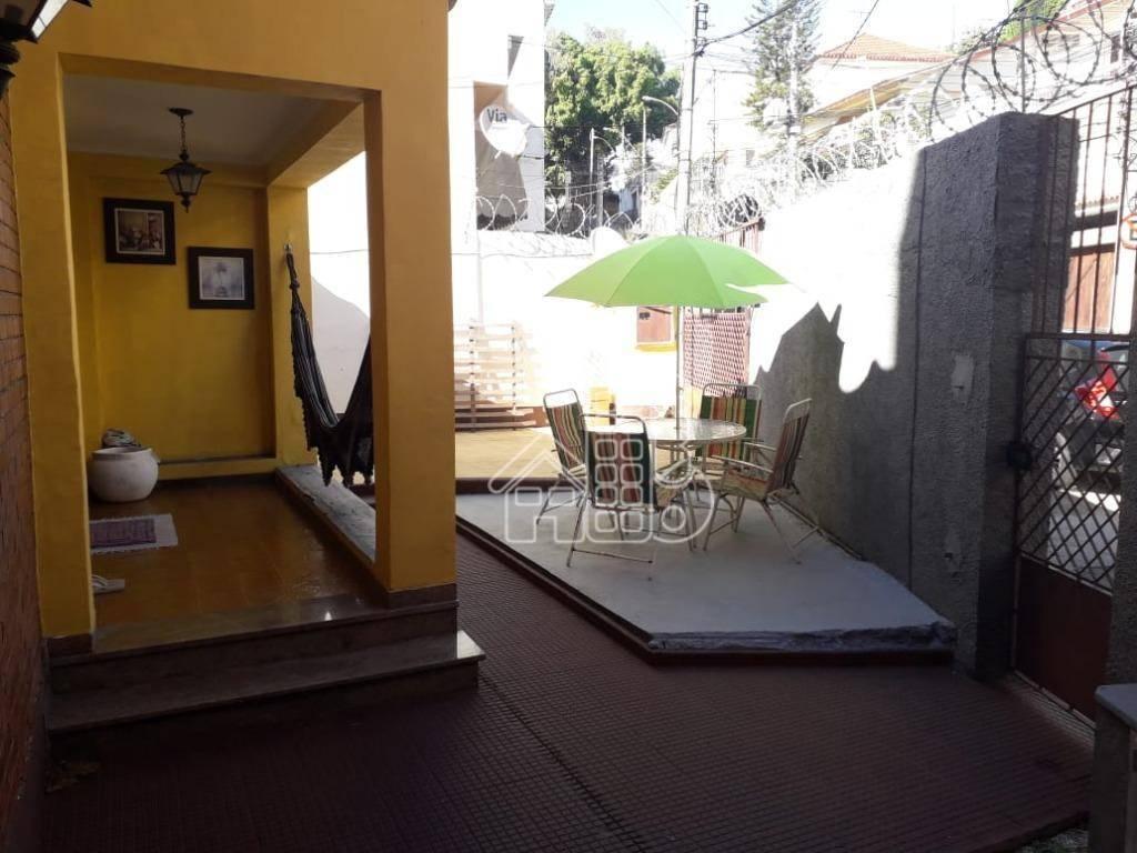 Casa com 3 dormitórios à venda, 249 m² por R$ 999.000,00 - Icaraí - Niterói/RJ