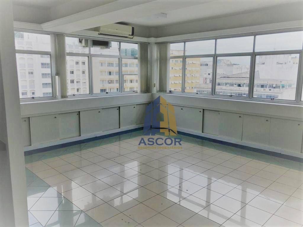 Sala para alugar, 85 m² por R$ 1.900,00/mês - Centro - Florianópolis/SC