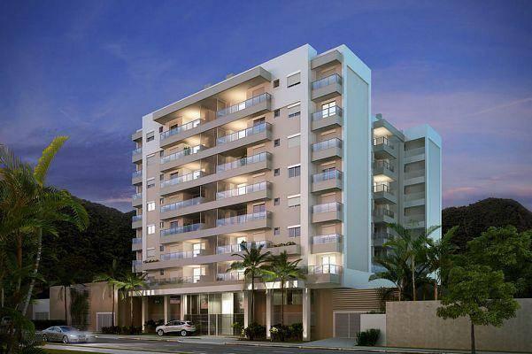 Apartamento com 4 dormitórios à venda, 109 m² - Córrego Grande - Florianópolis/SC