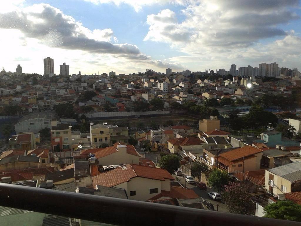 Apartamento residencial à venda, 67 m², Santa Maria, São Caetano do Sul.