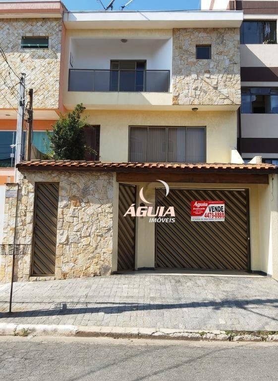 Casa à venda, 241 m² por R$ 850.000,00 - Taboão - São Bernardo do Campo/SP