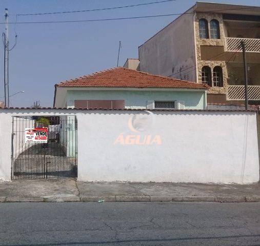 Terreno à venda, 300 m² por R$ 640.000 - Parque Novo Oratório - Santo André/SP