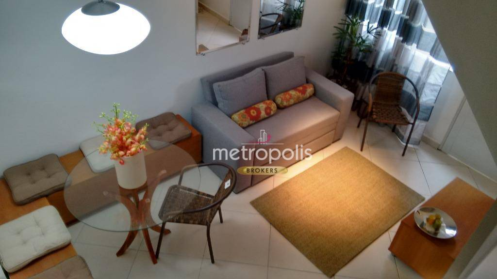 Casa nova mobiliada próxima a Praia de Vila Mirim - Ocian - Praia Grande/SP