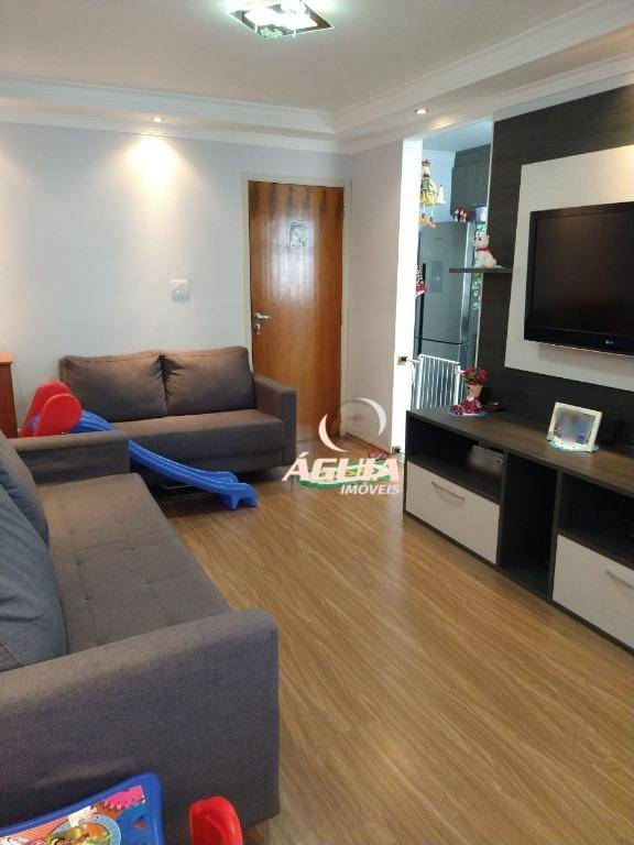 Apartamento com 2 dormitórios à venda, 60 m² por R$ 270.000 - Parque São Vicente - Mauá/SP