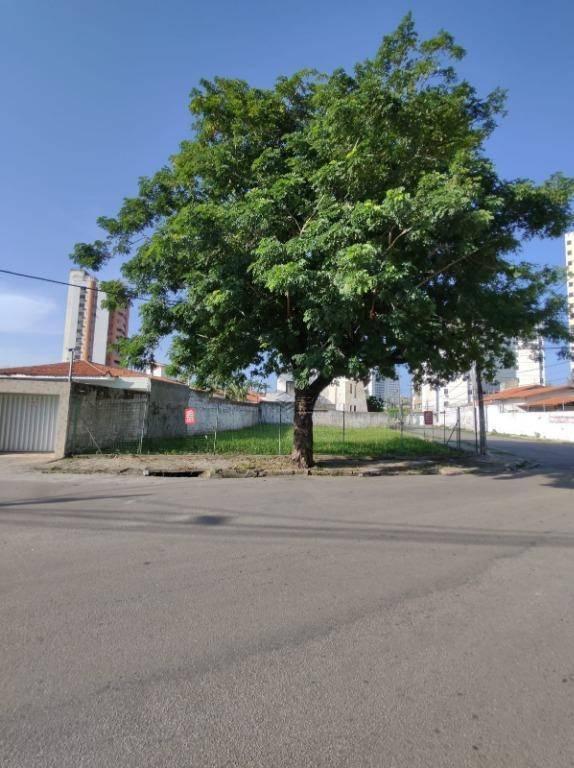 Terreno à venda, 528 m² por R$ 800.000,00 - Papicu - Fortaleza/CE
