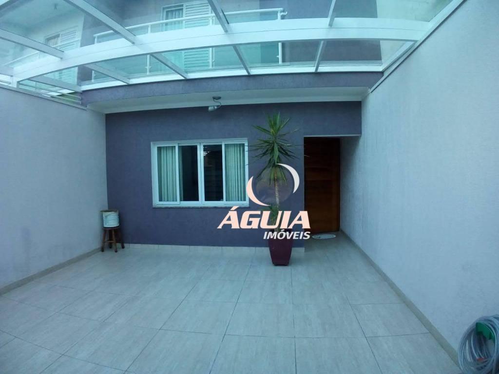 Sobrado à venda, 140 m² por R$ 680.000,00 - Parque João Ramalho - Santo André/SP