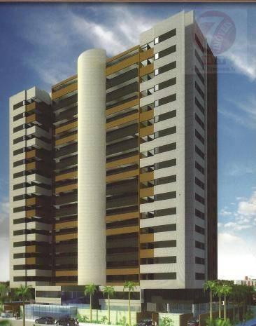 Cobertura  residencial à venda, Bessa, João Pessoa.
