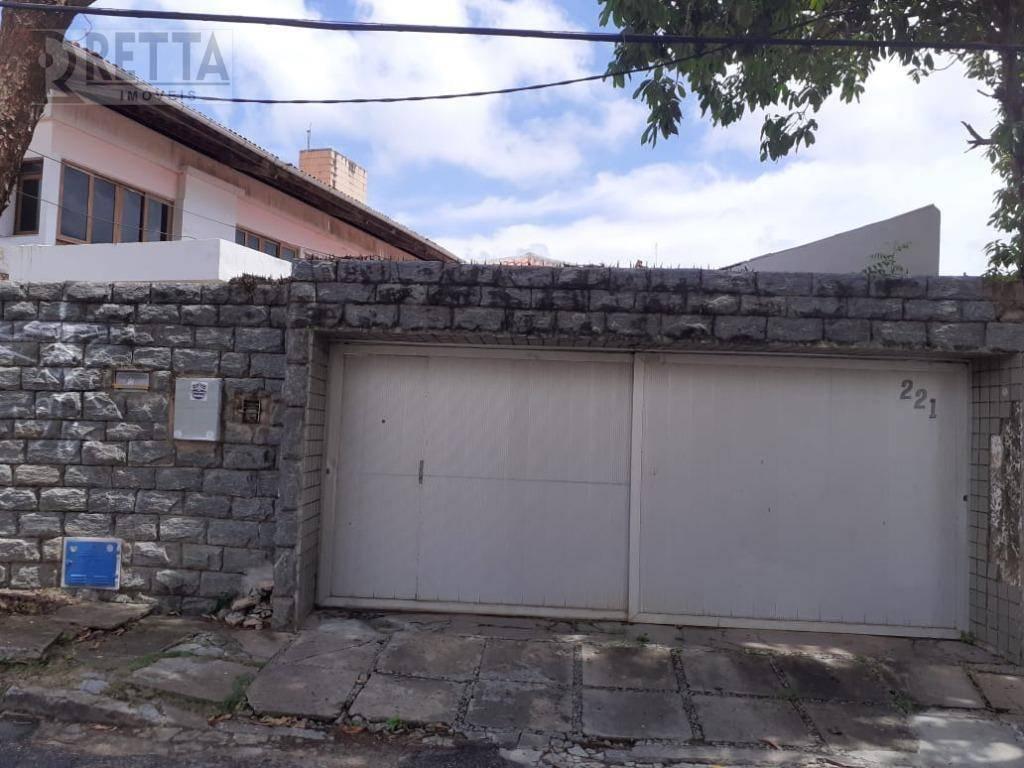 Casa à venda, 191 m² por R$ 800.000,00 - Papicu - Fortaleza/CE
