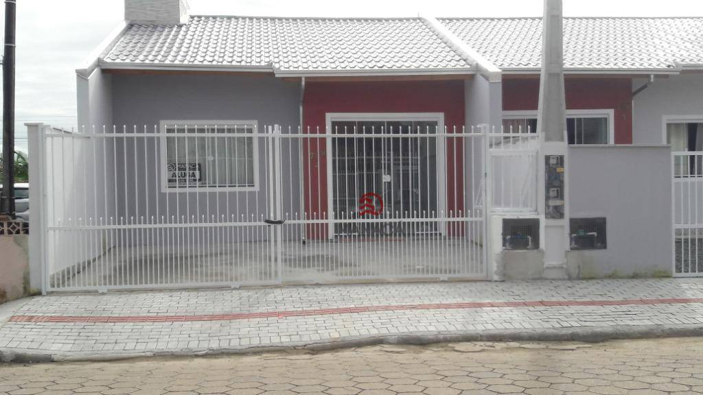 Casa com 2 dormitórios para alugar, 54 m² por R$ 800/mês - São Cristóvão - Barra Velha/SC